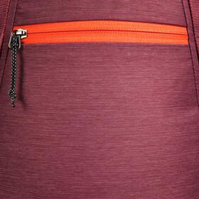 Tatonka City Pack 15 Mochila, rojo